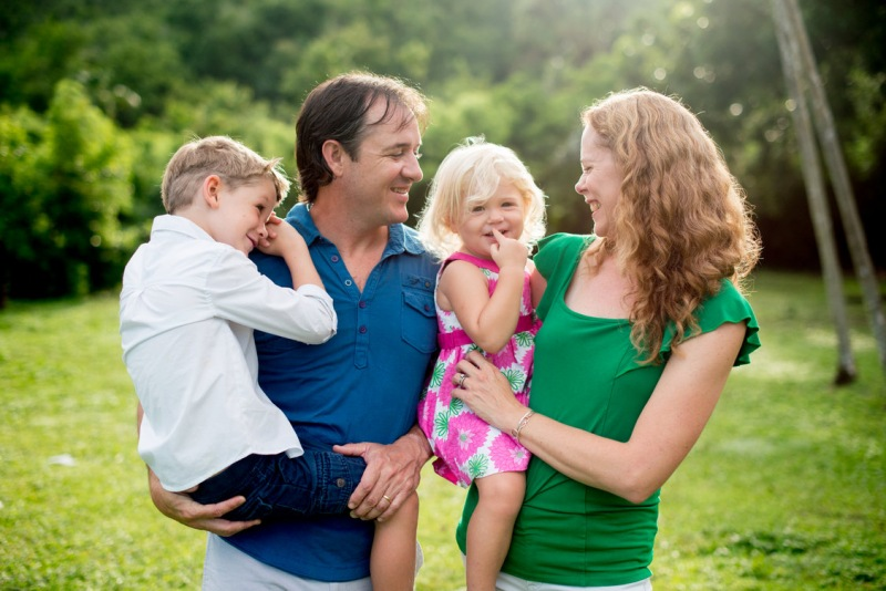 Family Portraits 101