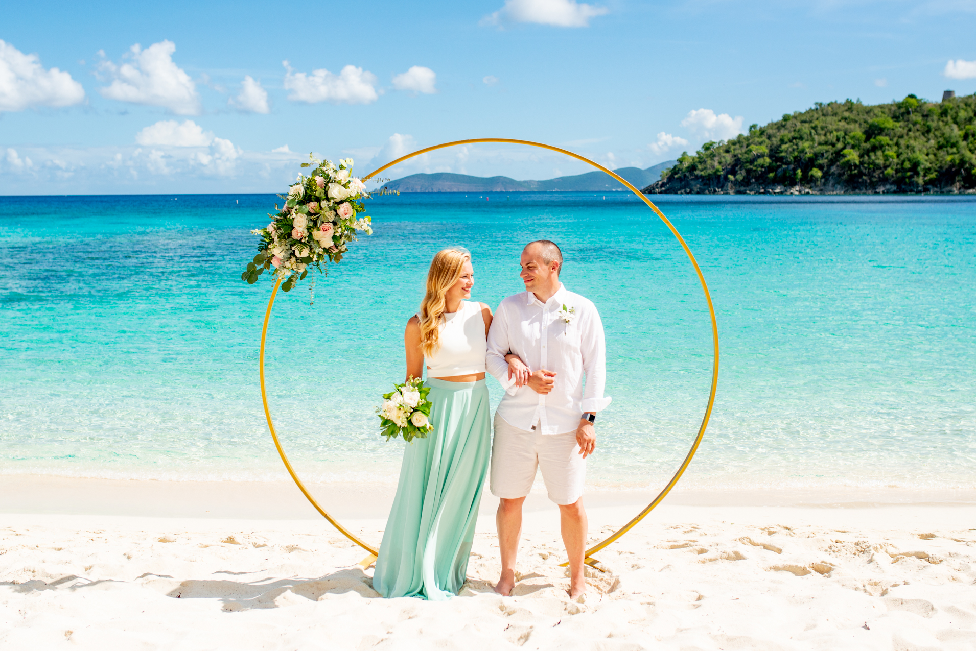 Wedding Photography in US Virgin Islands